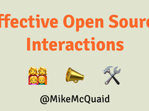 Effective Open Source Interactions slides thumbnail