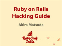 Ruby on Rails Hacking Guide
