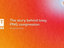 Preview of The story behind lossy PNG compression