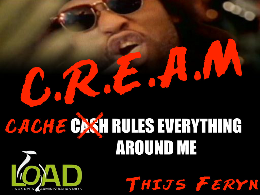 C.R.E.A.M (Cache Rules Everything Around Me)