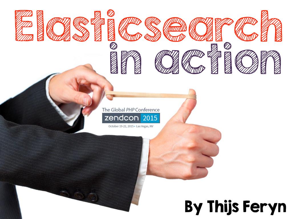 ElasticSearch In Action