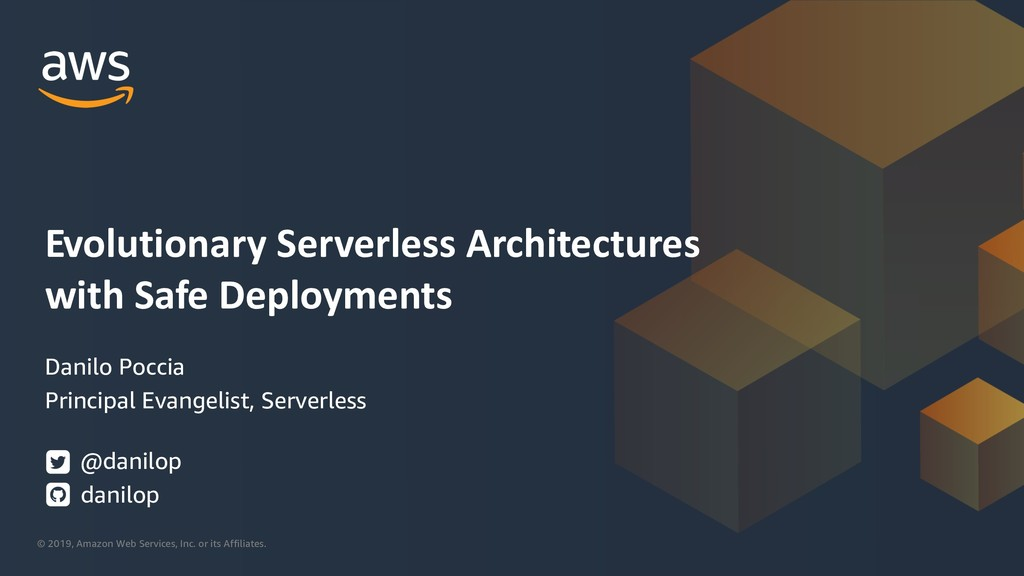 Evolutionary Serverless Architectures with Safe Deployments