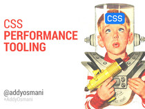 Preview of CSS Performance Tooling