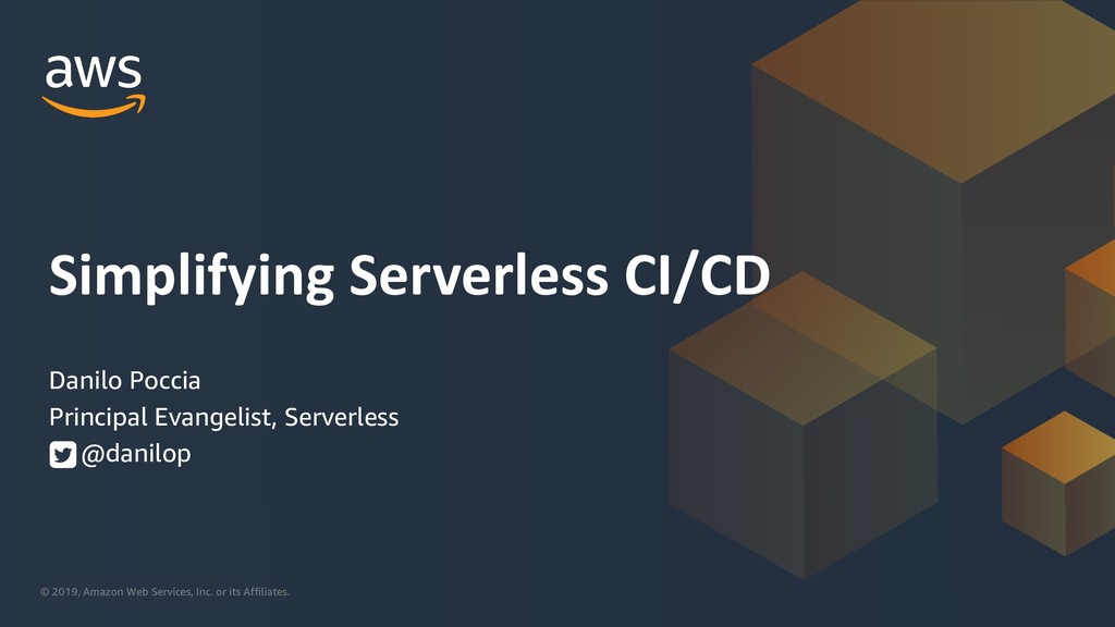 Simplifying Serverless CI/CD