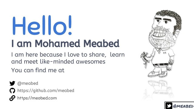 me.io Group Intro