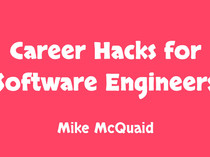 Career Hacks For Software Engineers slides thumbnail