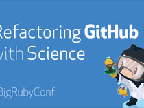 Refactoring GitHub with Science