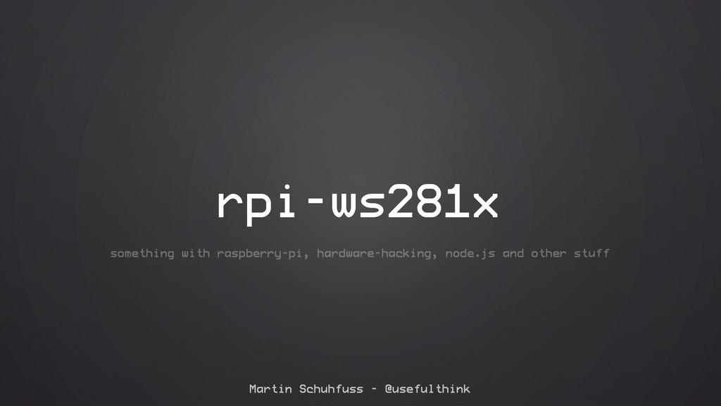 node-rpi-ws281x