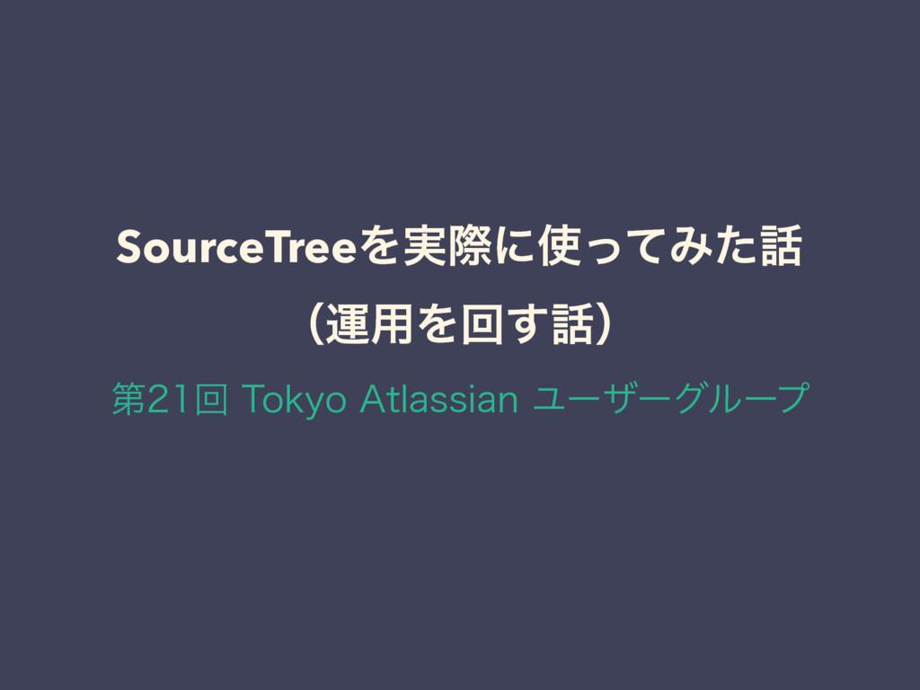 SourceTreeを実際に使ってみた話