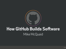 How GitHub Builds Software slides thumbnail
