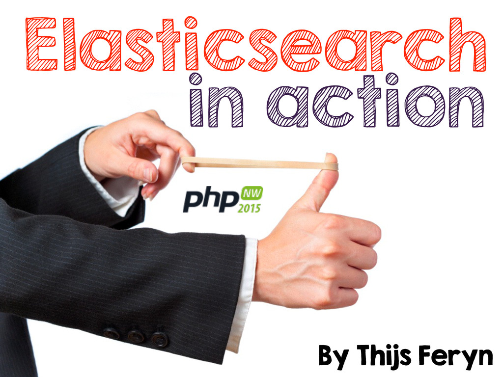 Getting things done with ElasticSearch